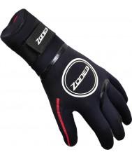 Zone3 NA18UHTG101-M-16142 Caliente los guantes de natación de tecnología