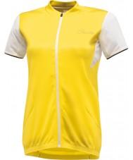 Dare2b DWT135-0QX16L Damas Bestir maillot amarillo brillante - uk 16 (XL)