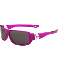 Cebe Cbscrat6 gafas de sol de raso púrpura