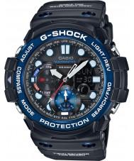 Casio GN-1000B-1AER Mens gráfico G-choque gulfmaster mareas y edad de la luna reloj negro