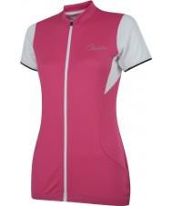 Dare2b DWT135-1Z008L Damas Bestir maillot rosa eléctrico - talla 8