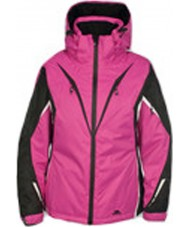 Trespass FAJKSKH20034-XS Las señoras de la chaqueta de color magenta Astana - el tamaño de xs