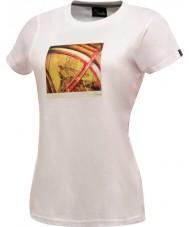 Dare2b Las señoras toman dos camisetas blancas