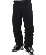 Helly Hansen 60359-991-XL Mens legendarios pantalones negros - el tamaño de xl