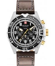 Swiss Military 6-4304-04-007-05 Reloj de touchdown para hombre