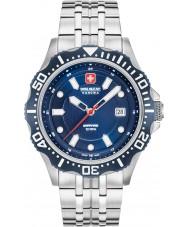 Swiss Military 6-5306-04-003 Reloj de la patrulla del Mens