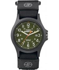 Timex TW4B00100 Mens expedición campista reloj negro núcleo