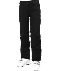 Helly Hansen 60364-990-M Señoras pantalones de esquí negro legendario - tamaño m