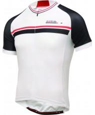 Dare2b DMT111-90090-XXL Mens AEP blanco circuito de Camiseta de punto - el tamaño de xxl
