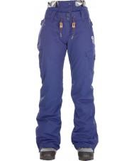 Picture WPT046-DARKB-L Pantalones de esquí treva para mujer
