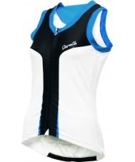 Dare2b DWT112-90018L Damas rodillo superior AEP camiseta blanca - el tamaño de xl (18)