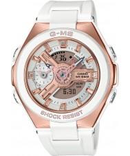 Casio MSG-400G-7AER Reloj baby-g de mujer