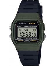Casio F-91WM-3AEF Reloj de colección