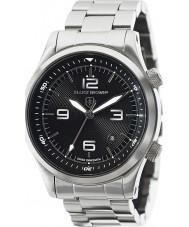 Elliot Brown 202-006-B07 Mens CANFORD reloj de pulsera de acero de plata