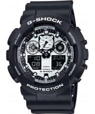 Casio GA-100BW-1AER Reloj g-shock para hombre