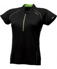 Dare2b DWT078-80008L Damas refrescado jersey negro camiseta - XXS tamaño (8)