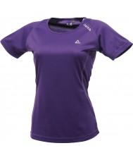 Dare2b Las señoras adquieren la camiseta púrpura