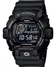 Casio GR-8900A-1ER Mens g-shock tiempo del mundo negro reloj alimentado por energía solar