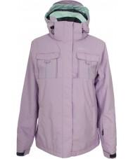Trespass FAJKSKH20022-XS Violeta de las señoras chaqueta de esquí de rubor - el tamaño de xs