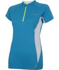 Dare2b Las señoras revelan la joya azul t-shirt