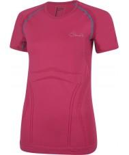 Dare2b DWT154-1Z016L Damas apaciguar eléctrica camiseta de color rosa - Talla L (16)