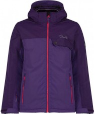 Dare2b Los niños declararon la chaqueta púrpura real