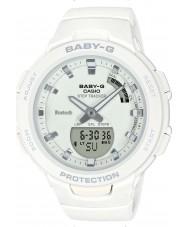 Casio BSA-B100-7AER Ladies baby-g smartwatch