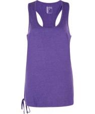 Dare2b Señoras activate Royal Purple marl singlete