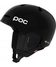 POC PO-43808 la comunicación fuera de pista mate casco de esquí de fondo de saco negro - 51-54cm