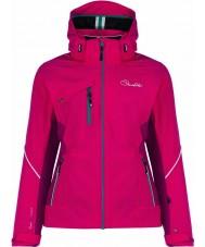 Dare2b DWP334-2KM14L Señoras grabadas líneas chaqueta duquesa - talla 14 (l)