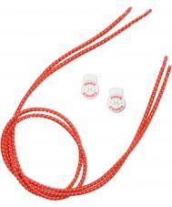 Zone3 Z14278 cordones elásticos rojos