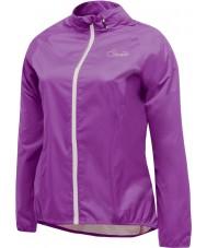 Dare2b Señoras evidente ii rendimiento púrpura chaqueta