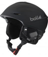 Bolle 31186 casco de esquí digitalism negro Sharp - 54-58cm