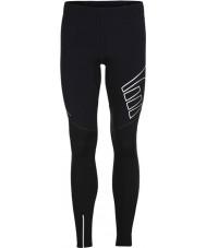 Newline 10439-060-M damas de compresión medias de color negro - talla M